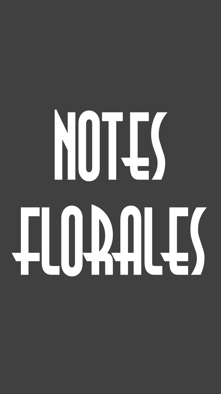 Thés blancs parfumés notes florales