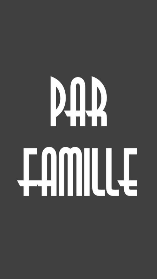 Par Famille