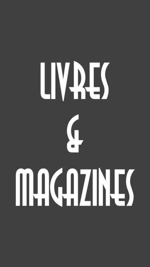Livres et magazines