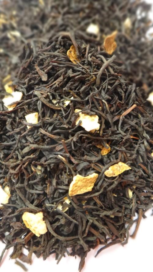 Thé noir citron (BIO)