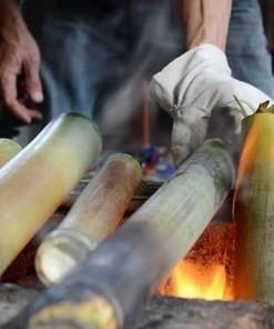 Pu'Er Bambou Fumé