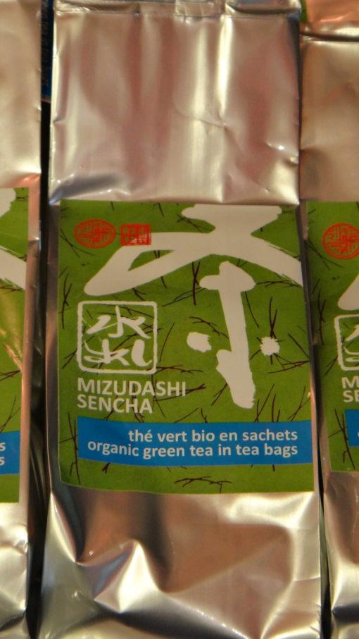 Sencha Mizudashi (BIO)